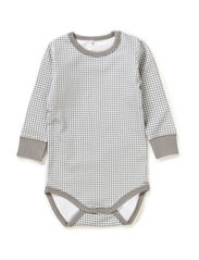 DOMENIC NB SO LS BODY 115 - Silver Filigree