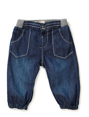 DYLAN NB SO DNM BAG R PANT 115 - Dark Blue Denim