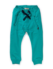 DEMETRI MINI SWEAT PANT 115 - Dynasty Green