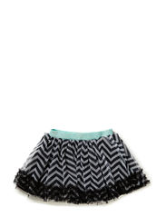 DALIXA MINI TULLE SKIRT 115 - Cloud Dancer
