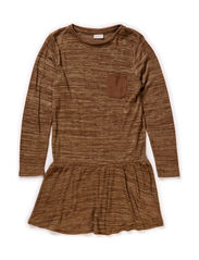 ENSALT KIDS LS DRESS 115 - Canteen