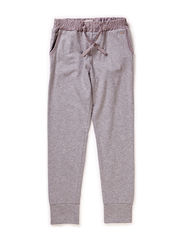 ELFAB KIDS BAG SLIM PANT 115 - Grey Melange