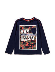 ELIAS KIDS LS TOP 115 - Dress Blues