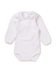 ELISABETH NB SO LS BODY 115 - Bright White