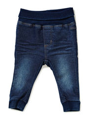 UR NB SWEAT DNM WR PANT 115 - Medium Blue Denim