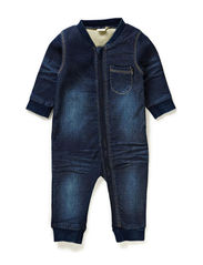 UR NB SWEAT DNM SUIT 115 - Medium Blue Denim