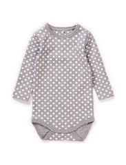 EDDY NB SO LS BODY 115 - Grey Melange