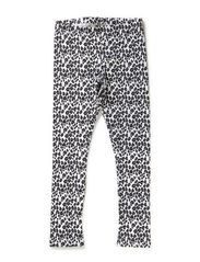 DAVINA KIDS SWEAT LEGGING AOP X-AU14 - Bright White