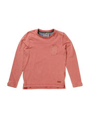 ELUPO KIDS LS TOP LMTD 1  X- SP15 - Baroque Rose