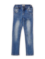 LATIN L KIDS DNM XXSL/XXSL PANT NOOS S - Light Blue Denim