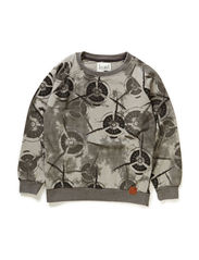 EBER KIDS LOOSE F LS SWEAT LMTD1 X- SP15 - Castlerock