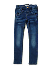 RINE KIDS DNM XXSL/XXSL PANT NOOS S - Medium Blue Denim