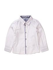 GILBERT MINI LS SHIRT 215 - Bright White