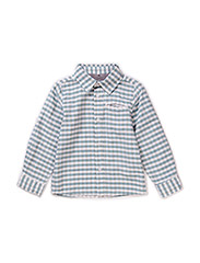 GAMBO MINI LS SHIRT 215 - Brittany Blue