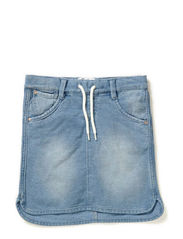 ESTA KIDS DNM SKIRT LMTD115 - Light Blue Denim