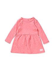 GURLI NB SO LS DRESS 215 - Peony