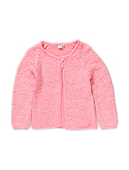 GILIAN MINI LS KNIT CARD  215 - Cotton Candy