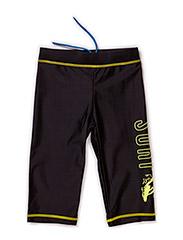 ZORRO KIDS UV 3/4 SWIM PANT 215 - Black