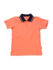 VALLE KIDS SS POLO SOL MAR 215 - Fusion Coral