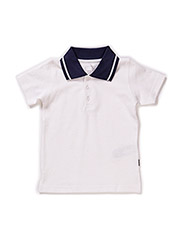 VALLE MINI SS POLO SOL MAR 215 - Bright White