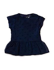 GIRITTA MINI CAPSL TOP 215 - Dress Blues