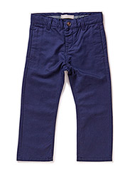 HANE MINI CHINO PANT 215 - Dress Blues