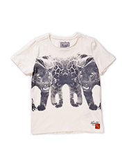 GAJAN KIDS SS TOP LMTD 215 - Cloud Dancer