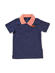VITAS MINI SS POLO APR 215 - Dress Blues