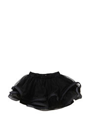 ODELIA MINI TULLE SKIRT X-AU14 - Black
