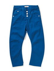 KALEX KIDS ANTI FIT TWILL PANT X-AU14 - Dark Blue