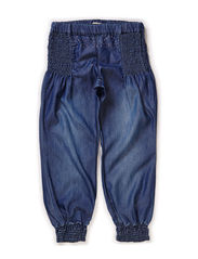 ANN BLUE KIDS DNM PANT R NOOS S - Medium Blue Denim