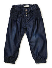 BEC BLUE MINI DNM BAG/XR PANT NOOS S - Medium Blue Denim