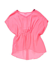 ZHARONG KIDS TUNIC BOX 215 - Knockout Pink
