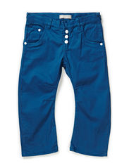 KALEX MINI ANTI FIT TWILL PANT OCT XAU14 - Dark Blue