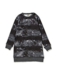 IGABRIELLE KIDS LS SWEAT DRESS X-AU - Excalibur