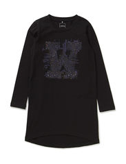 PAYA KIDS LS TUNIC X-AU14 - Black