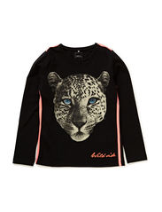 NITDARY KIDS LS TOP X-SP15 - Black