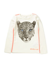 NITDARY KIDS LS TOP X-SP15 - Cloud Dancer