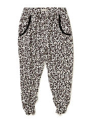 NITDORTA KIDS PANT BLACK X-SP15 - Cloud Dancer