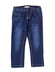 NITALYA M DNM XXSL/XXSL PANT CAMP AU15 - MEDIUM BLUE DENIM