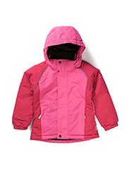 WIND KIDS JACKET BEETROOT PURPLE FO 315 - BEETROOT PURPLE