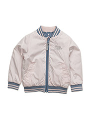 nitMAGDA M REV QUILT JACKET G PEARL 116 - PEARL