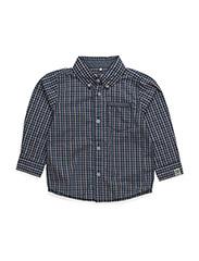 NITEROS M LS SHIRT 116 - DRESS BLUES