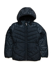 NITMEG JACKET NMT G CAMP - BLUE NIGHTS