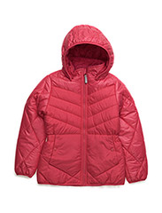 NITMEG JACKET NMT G CAMP - RASPBERRY
