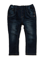 NITTIN REG/SLIM DNM PANT MZ NOOS - DARK BLUE DENIM