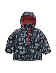 NITMELLON JACKET BEAR  MZ - SKY CAPTAIN