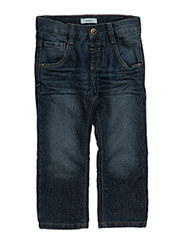 NITALEX REG/REG DNM PANT MZ CAMP - MEDIUM BLUE DENIM