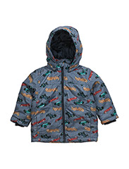 NITMELLON JACKET DNM CAR MZ - DRESS BLUES