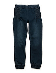 NITSTAR BAG/XR DNM PANT NMT NOOS - MEDIUM BLUE DENIM
